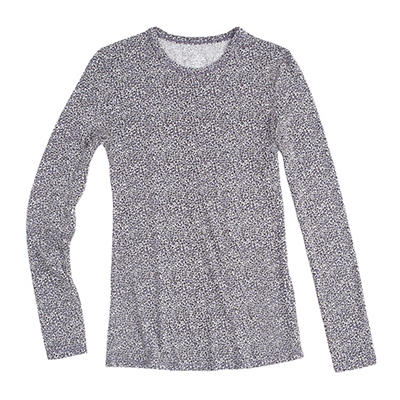 Cuddl Duds Long Sleeve Thermal Crew Neck - Various Colors
