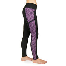 Z by Zobha Outsider Jacquard Active Legging