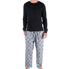 Designer Men's 2-Piece Sleep Set