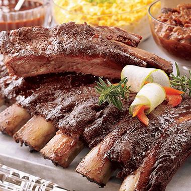 Jack Stack Kobe Beef Rib Dinner