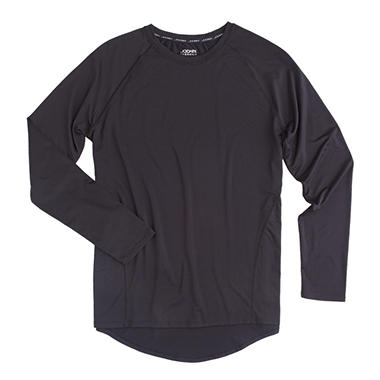 Jockey Sport Microfiber Crew Neck Top - Various Colors