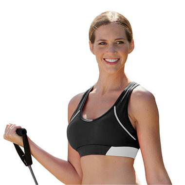 High Impact X Back Sport Bra 2 pk. (Assorted Colors)
