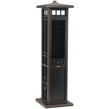 Lasko Products 4890 50 In. Elegant Outdoor Tower Fan with Remote Control