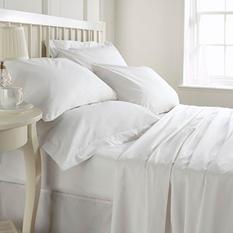 Dependability 180TC Hotel Sheets - Flat - Full - 24 pk.