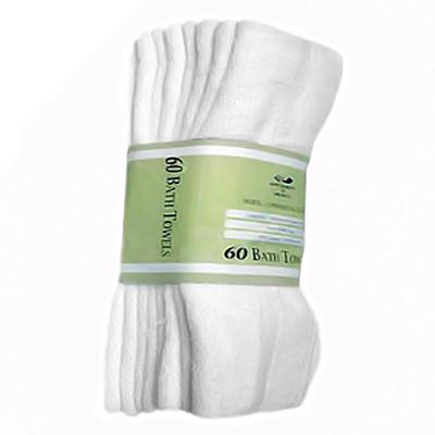 Hotel Bath Towels - 60 pk.