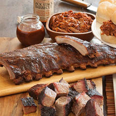 Jack Stack BBQ Ultimate Meal (Serves 12 to 16)