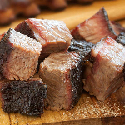 Jack Stack BBQ Beef Burnt Ends 2lb/pk - (4 ct.)