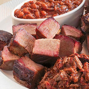 Jack Stack BBQ Trio Meat (Serves 25 to 30)