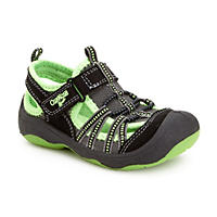 Osh Kosh B'Gosh Boy's Kids Bump Toe Sandal (Assorted Colors)