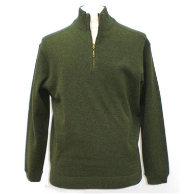 Caribbean Joe Reversible 1/4 Zip Pullover - Various Colors
