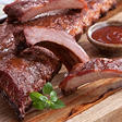 Jack Stack Baby Back Ribs - 5 slabs