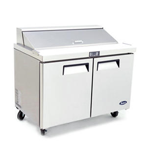 Atosa Sandwich Prep Table (2 Door)