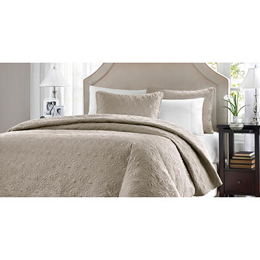 Mansfield 3-piece Coverlet Set