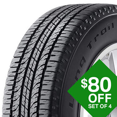 BFGoodrich Long Trail T/A Tour - P275/60R17 110T