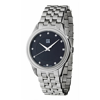 ESQ by Movado Harrison Stainless Steel Men's Watch