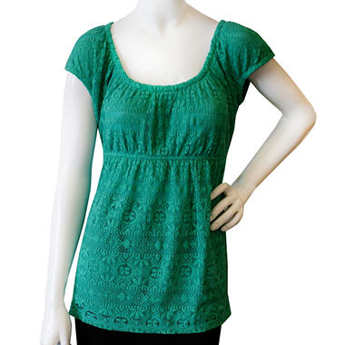 Lizwear Lace Top - Various Colors