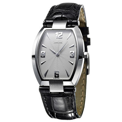Concord La Scala Steel Leather Women's Watch