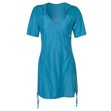 Ladies Sun Splash Mesh Swim Cover-up (Assorted Colors)