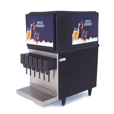 Willtec Refrigerated Soda Dispenser
