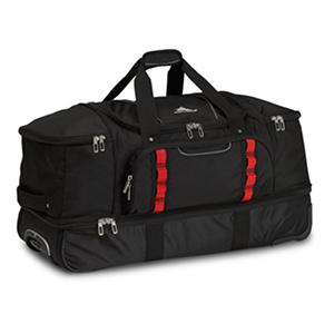"High Sierra 30"" Wheeled Drop Bottom Duffel (Assorted Colors)"
