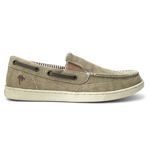 Margaritaville Men's Cayman Slip-On Canvas Shoe