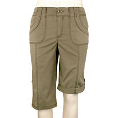 Stretch Convertible Short (Assorted Colors)