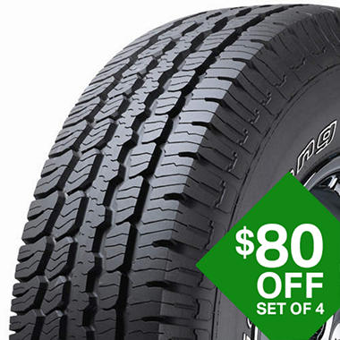 BFGoodrich Radial Long Trail T/A - P265/70R16 111T