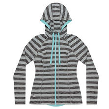 Lukka Active Hooded Jacket (Assorted Colors)