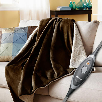 Holmes Sherpa Heated Throw