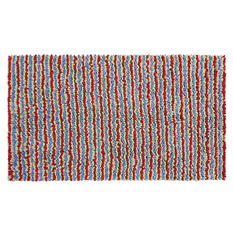 Cotton Chenille Kids Rug - Various Colors