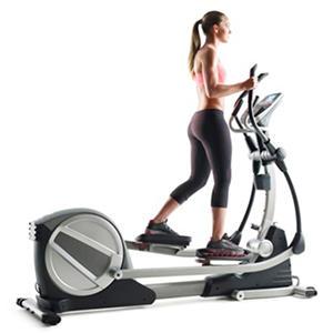 step elliptical machine
