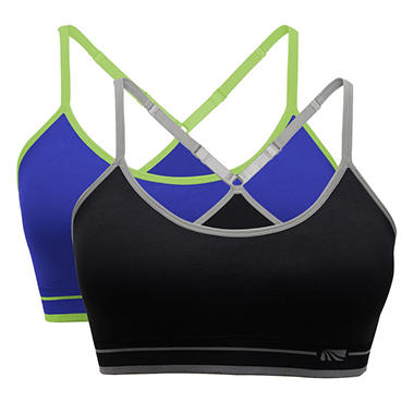 Marika Sports Bra 2 pk. - Various Colors