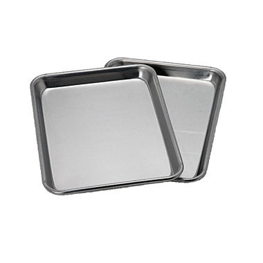 Artisan Metal Works 1/4 Size Aluminum Sheet Pan - 2 pk.