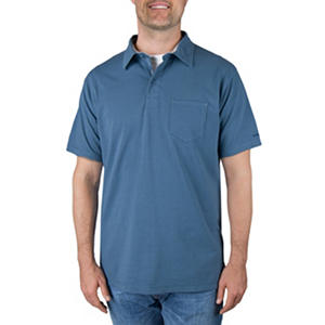 Men's Pocket Polo (Assorted Colors)