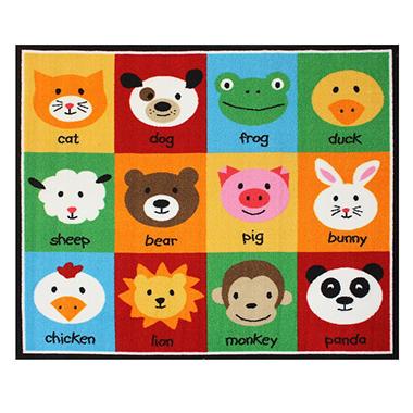 Interactive Kids Rug