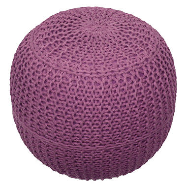 Pouffe Decorative Accessory
