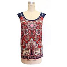 Bila Women's Sleeveless Top (Assorted Colors)