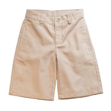 Boys School Uniform Shorts - Various Colors