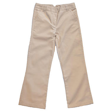 Girls School Uniform Pants - Various Colors
