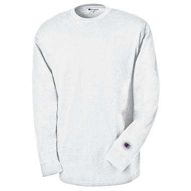 Men's Long Sleeve Jersey Tee - Various Colors