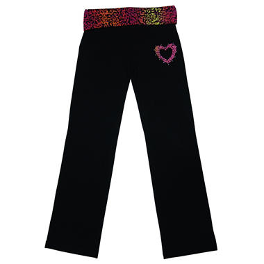 Girl's Yoga Pant - Various Colors