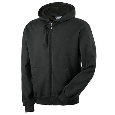 Men's Fleece Full Zip Jacket - Various Colors