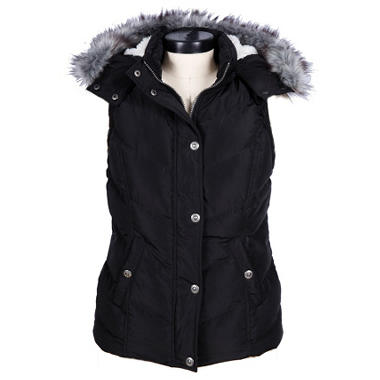 Green Tea Puffer Vest - Various Colors