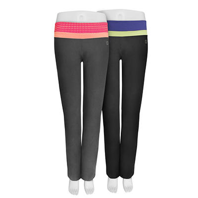 Yoga Pant - Assorted Colors (2 pk.)