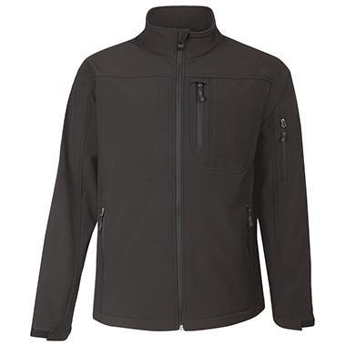Men's Active Soft Shell Jacket - Various Colors