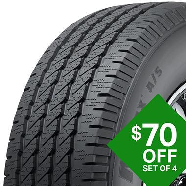 Michelin LTX A/S - P255/70R18 112T NT