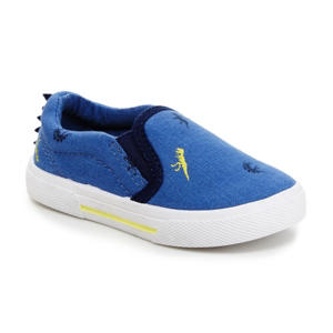 Carter's Boys' Canvas Slip-On Shoe (Assorted Colors)