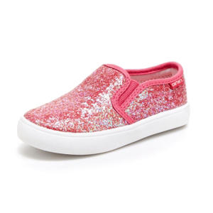 Carter's Girls' Slip-On Shoe (Assorted Color)