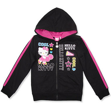 Hello Kitty Hoodie - Black
