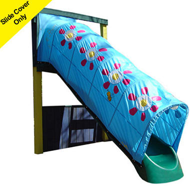 10' Decorative Flower Design Slide Cover